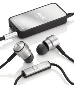 AKG K391NC High-Performance Noise-Canceling In-Ear Headphones