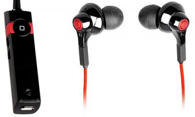 Antec A.M.P ISO In-Ear Noise-canceling Bluetooth Headphones