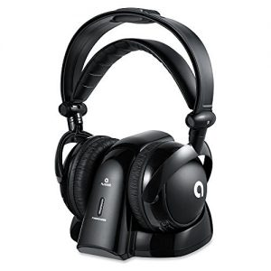 AudioMX Wireless RF Over-Ear Headphones