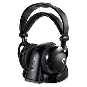 AudioMX Wireless RF Over-Ear Headphones