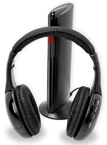 Ideas In Life 6-In-1 Wireless Headphones