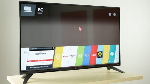 LG 43UF7600 -TV Under 1000
