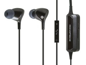 Monoprice Active Noise Canceling Earphones