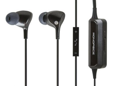 Monoprice Active - Noise Canceling In-ear Headphones