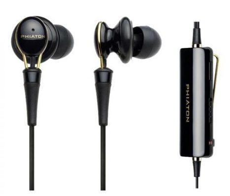 Phiaton PS 20 NC Active Noise Canceling Earphones