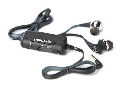 Polk Audio ULTRA FOCUS 6000 - Noise Canceling In-ear Headphones