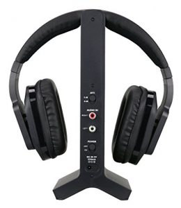 RIF6 Digital Wireless Over-Ear Headphones