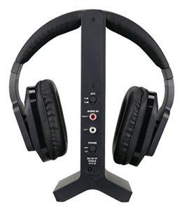 RIF6 Digital Wireless Over-Ear Headphones