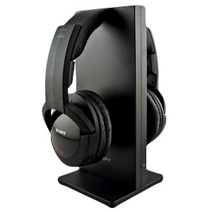 home theater headphones. sony mdrrf985rk wireless rf headphone home theater headphones o