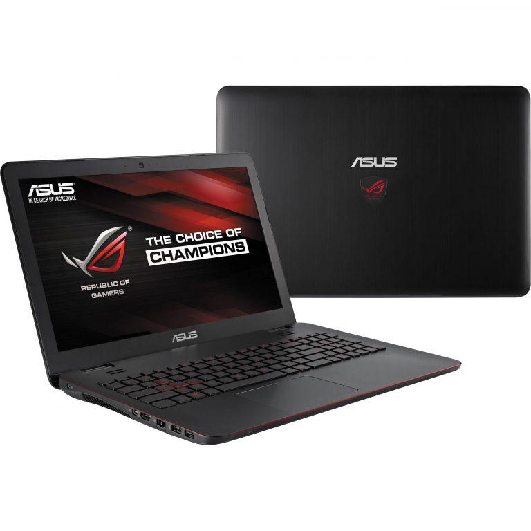 The ASUS GL551JM Gaming Laptop