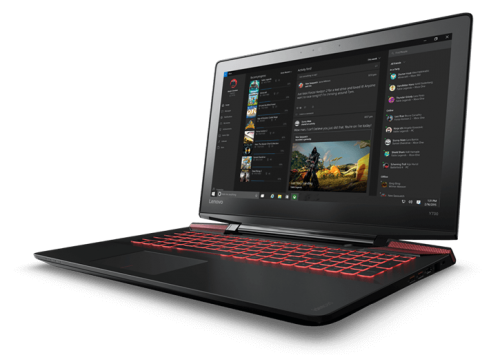 the-lenovo-ideapad-y700 - Cheap Gaming Laptops