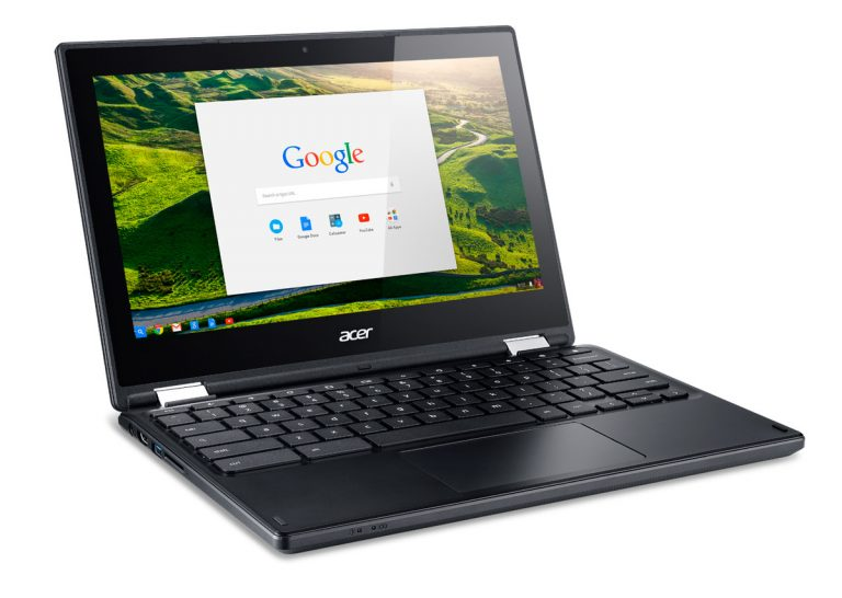 The ACER R11 Chromebook