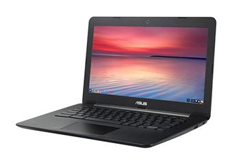 The ASUS C300 Chromebook