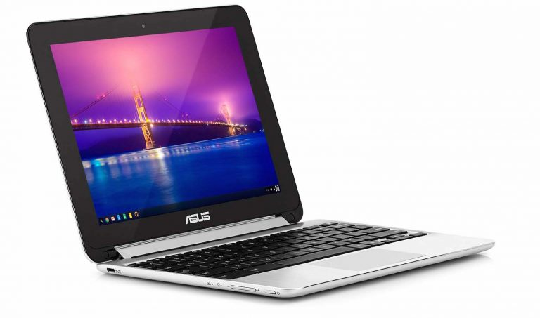 The ASUS Chromebook Flip