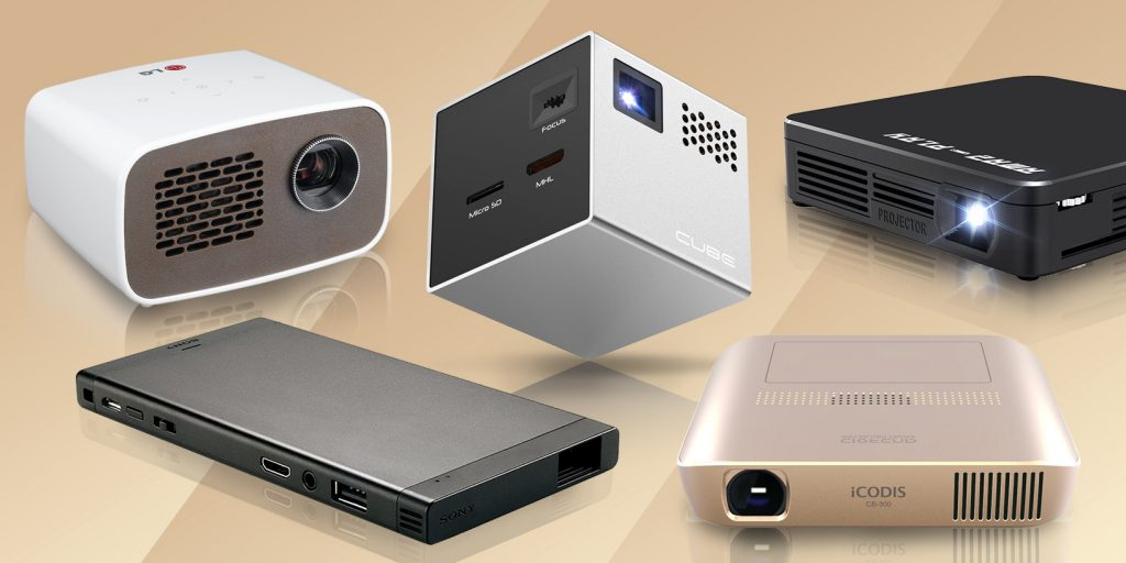 10 best pico projectors for 2018 highly recommended for Best palm projector 2016