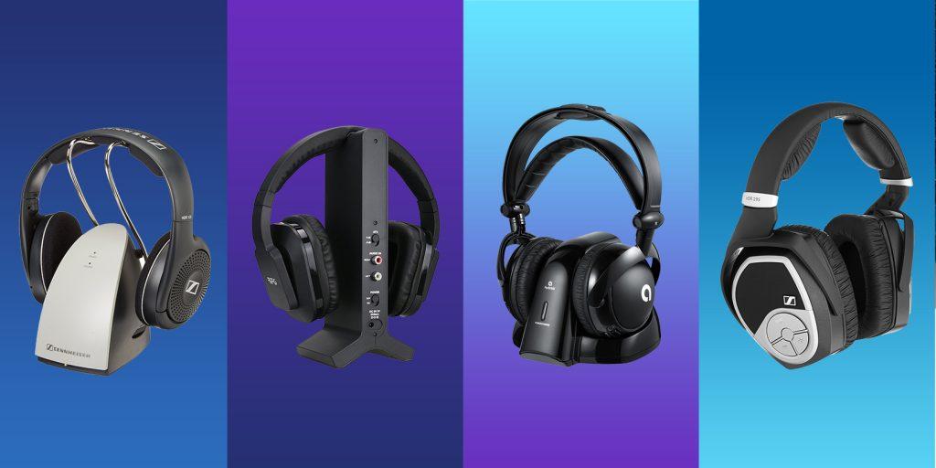 best wireless home theater headphones