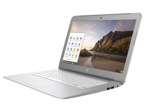The HP Chromebook 14