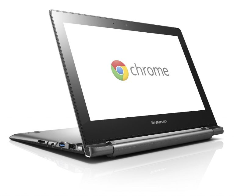 The Lenovo N20p Chromebook