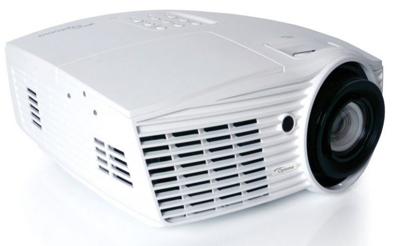 The Optoma HD37 Projector
