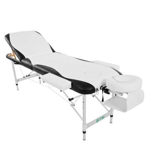 (BTM) Deluxe Lightweight Professional Massage Table