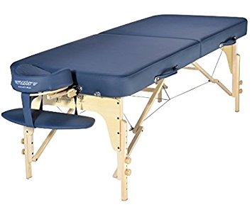 Master Massage 30″ Phoenix Therma-Top Portable Massage Table with MEMORY FOAM Package