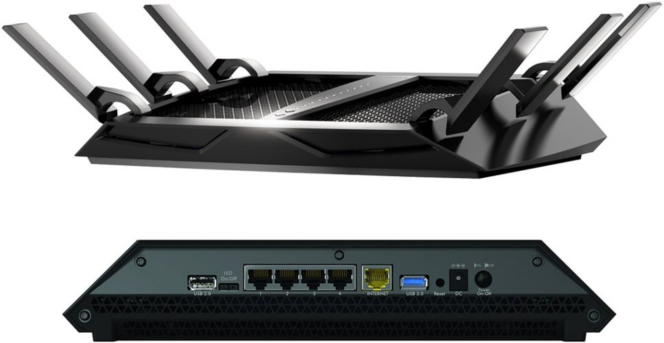 NETGEAR Nighthawk X6 AC3200 - Wireless Routers