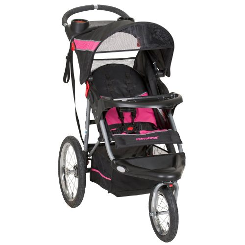 Baby Trend Expedition Jogger Stroller, Bubble Gum - Jogging Strollers