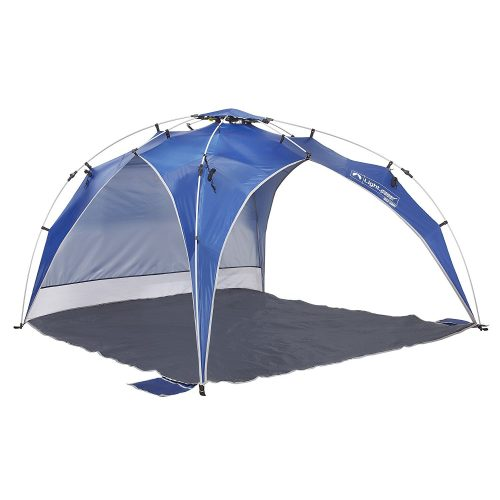 Lightspeed Outdoors Quick Beach Canopy Tent, Blue by Lightspeed Outdoors