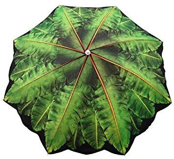 6.5′ Banana Leaf Umbrella
