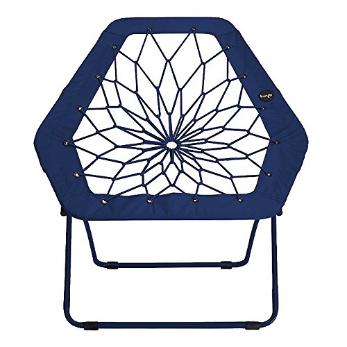 Bunjo Chair – Blue- best bungee chair