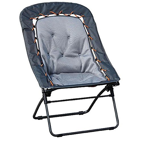 Oversize Bungee Chair. Indoor/Outdoor Furniture Great for Game Room/Camping/Patio- best bungee chair