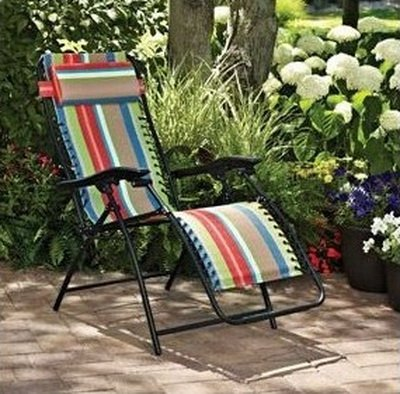 Patio Bungee Lounge Chair