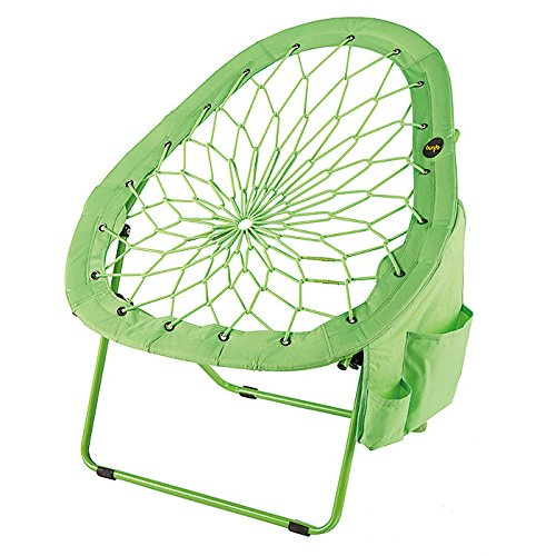 Super-Bungee Chair — New pear shape only from Brookstone!