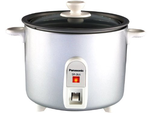 Panasonic SR-3NA Rice Cooker-Best rice cookers