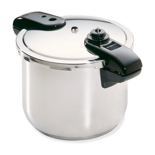 Presto 01370 Stainless Steel-Pressure cookers