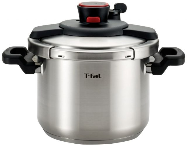 T-fal P45007 Clipso Stainless Steel