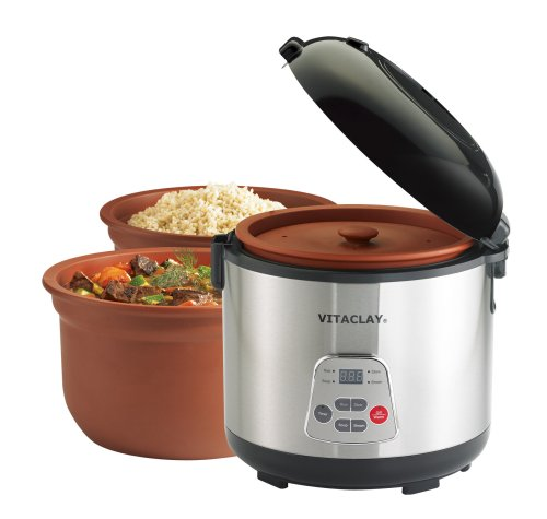 VitaClay VF7700-6-Best rice cooker