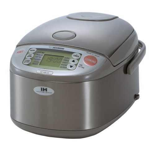 Zojirushi NP-HBC10 Rice Cooker-Best rice cooker