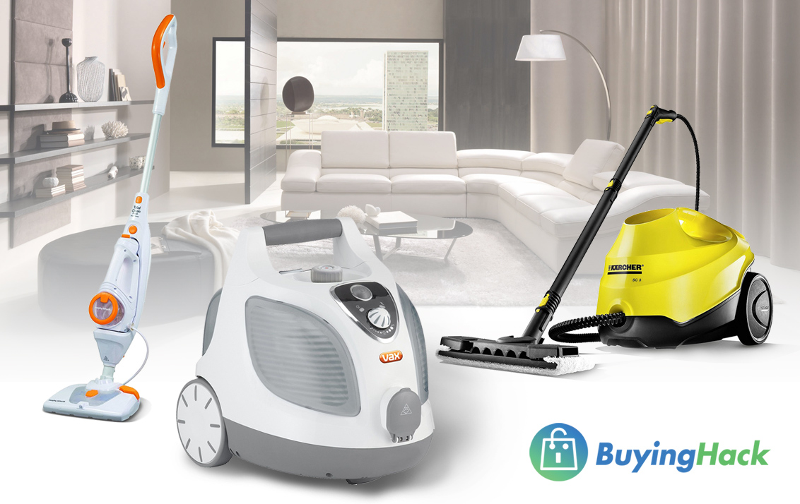 Top Best Steam Mop In - Best steam cleaners for home use