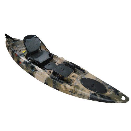 BKC UH-RA220 Fishing Kayak