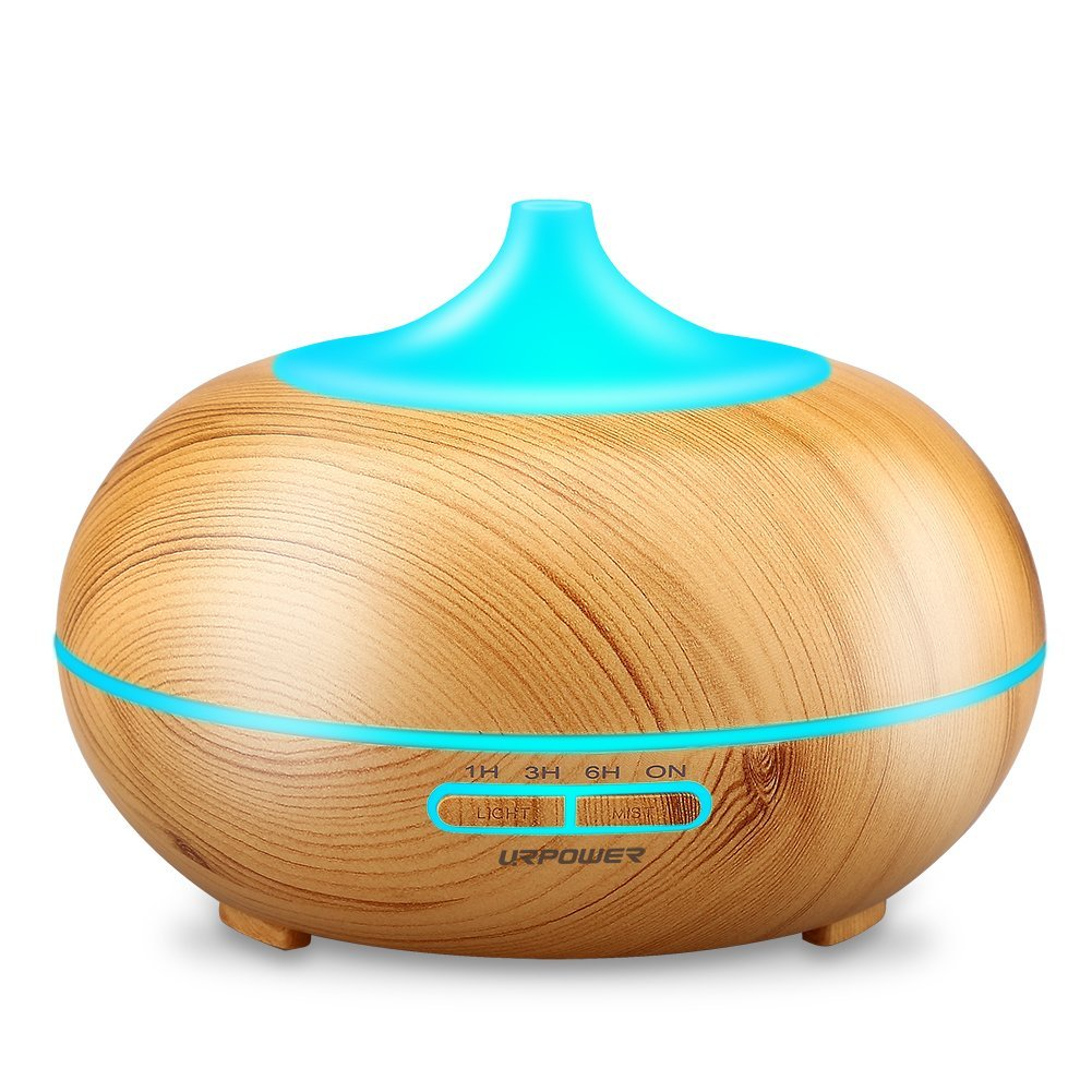 The Aromatherapy Essential Oil Diffuser/Humidifier