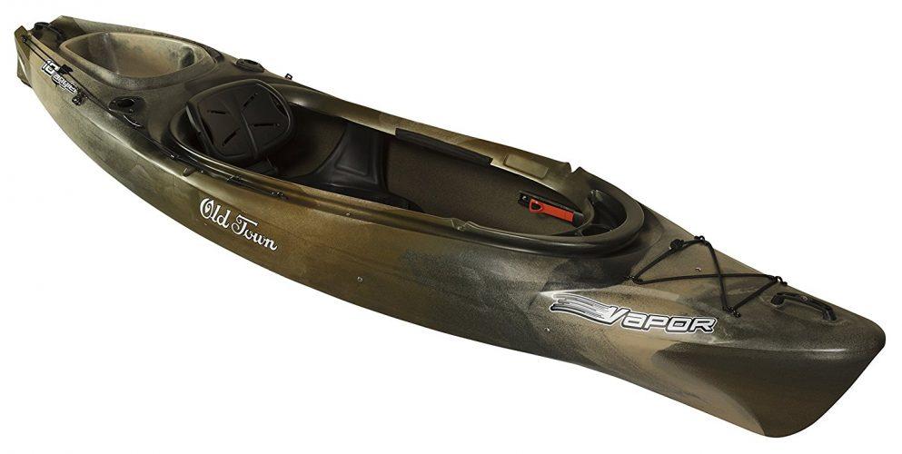 The Old Town Vapor 10 Angler Kayak