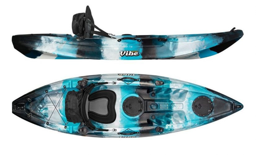 The Vibe Skipjack 90 Kayak