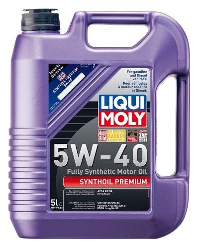 2041 Liqui Moly Premium 5W-40