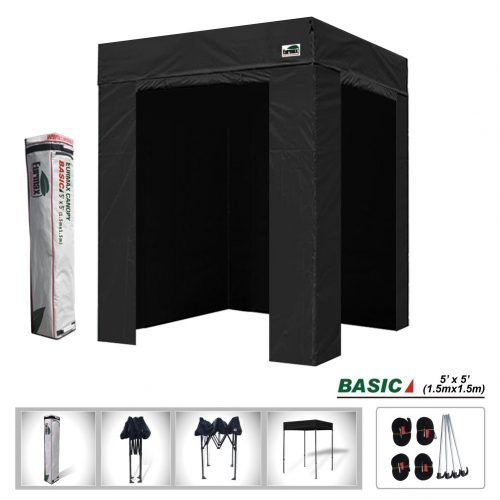 Eurmax Basic Photo Booth Tent - portable photo booth