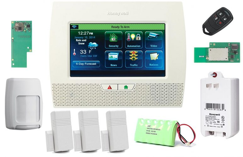 Honeywell Lynx Touch L7000 - security-alarm