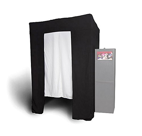 Inventive Photo Booth Tent
