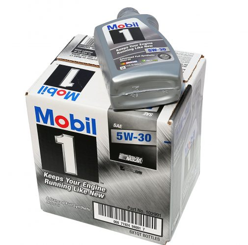 5W-30 Mobil 1 Artificial Motor Oil