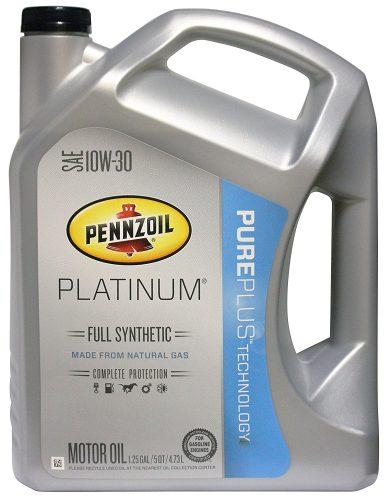 SAE 10W-30 Pennzoil Platinum