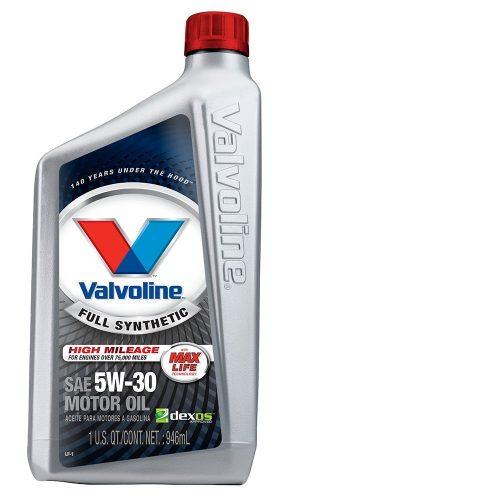 SAE 5W-30 Valvoline MaxLife